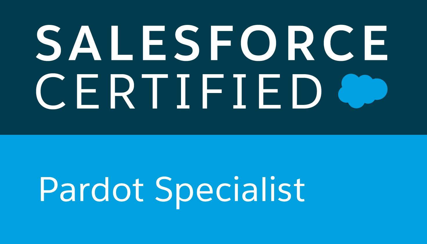 Pardot Specialist